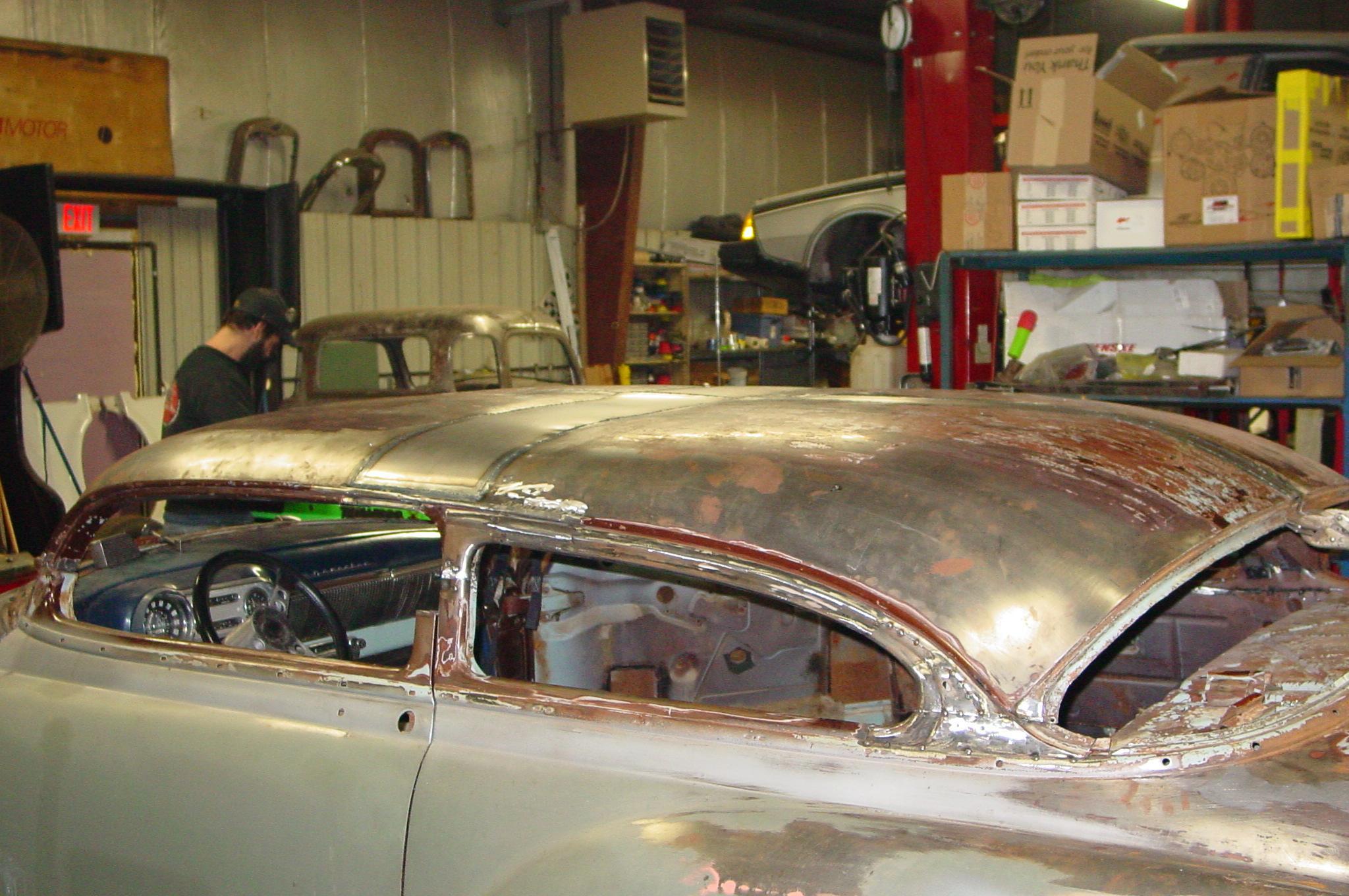 1953 chevy wiring